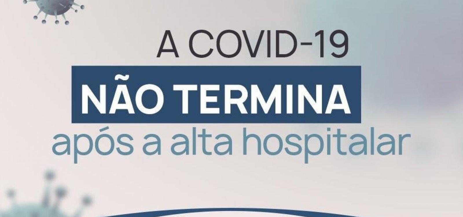 Sintomas do pós-Covid vão ser discutidos em webinar da Fundação José Silveira