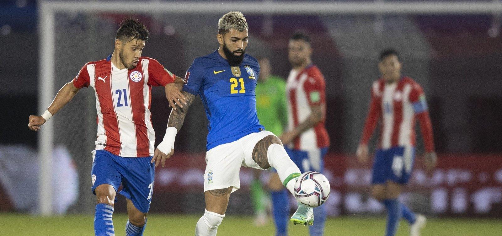 Com cinco convocados na Copa América, Flamengo pede interrupção do Brasileiro