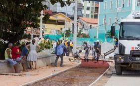 Por conta de obra, ponto de ônibus é desativado no Rio Vermelho