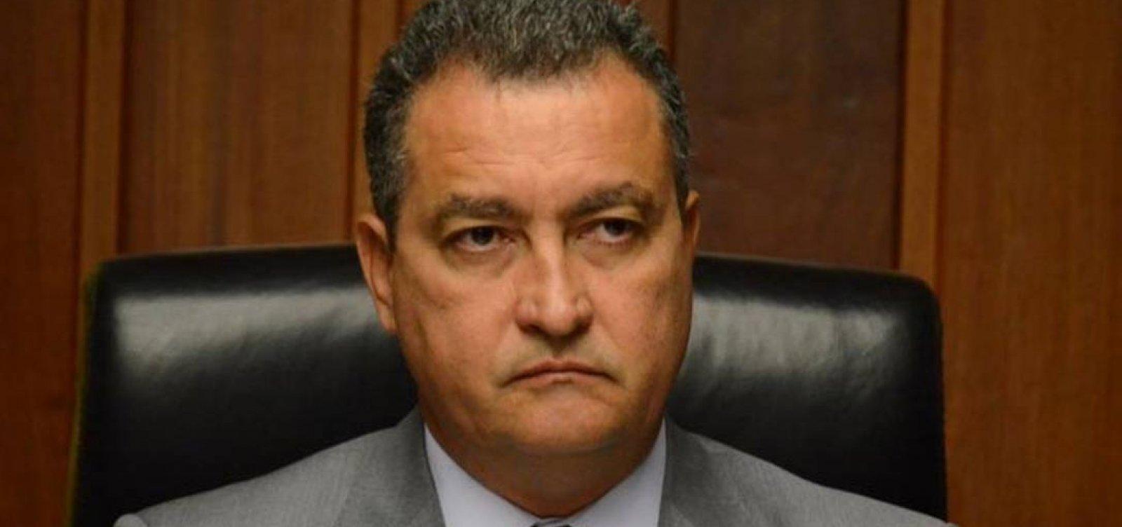 Rui Costa critica proposta de Bolsonaro de desobrigar o uso de máscaras