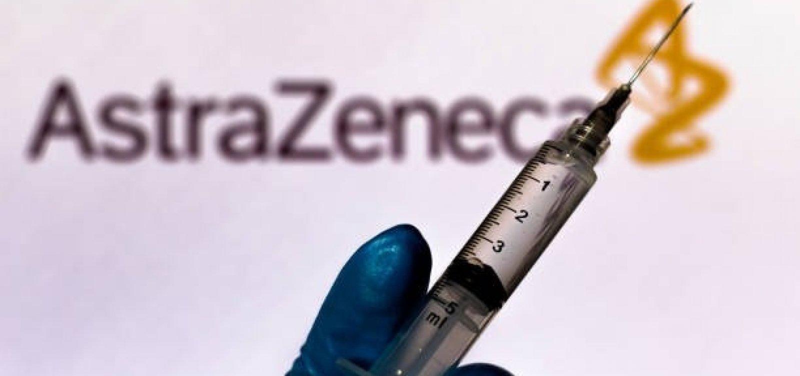 Covid-19: Saúde recebe mais 2,7 milhões de doses de AstraZeneca