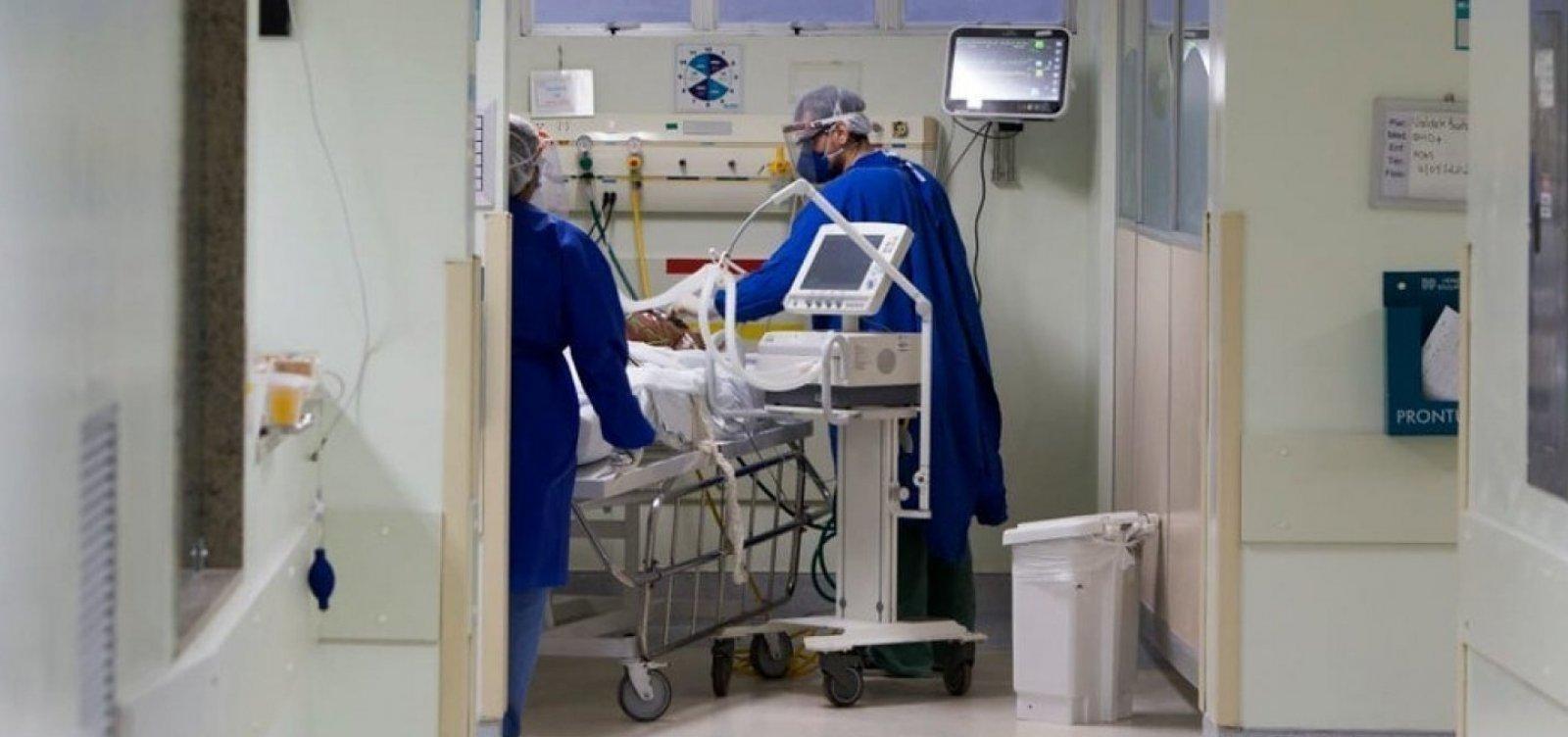 Brasil registra 17,2 milhões de casos e 484,2 mil mortes por Covid-19
