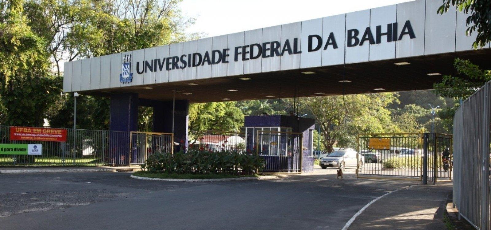 UFBA mantém suspensão de atividades presenciais e semestre 2021.2 será online
