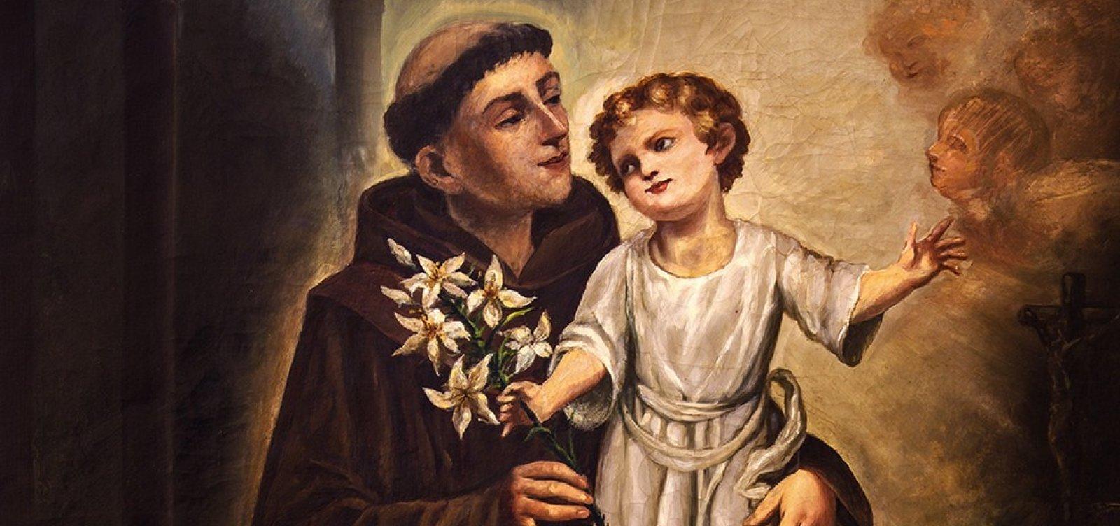 Dia de Santo Antônio terá missas e carreatas no domingo