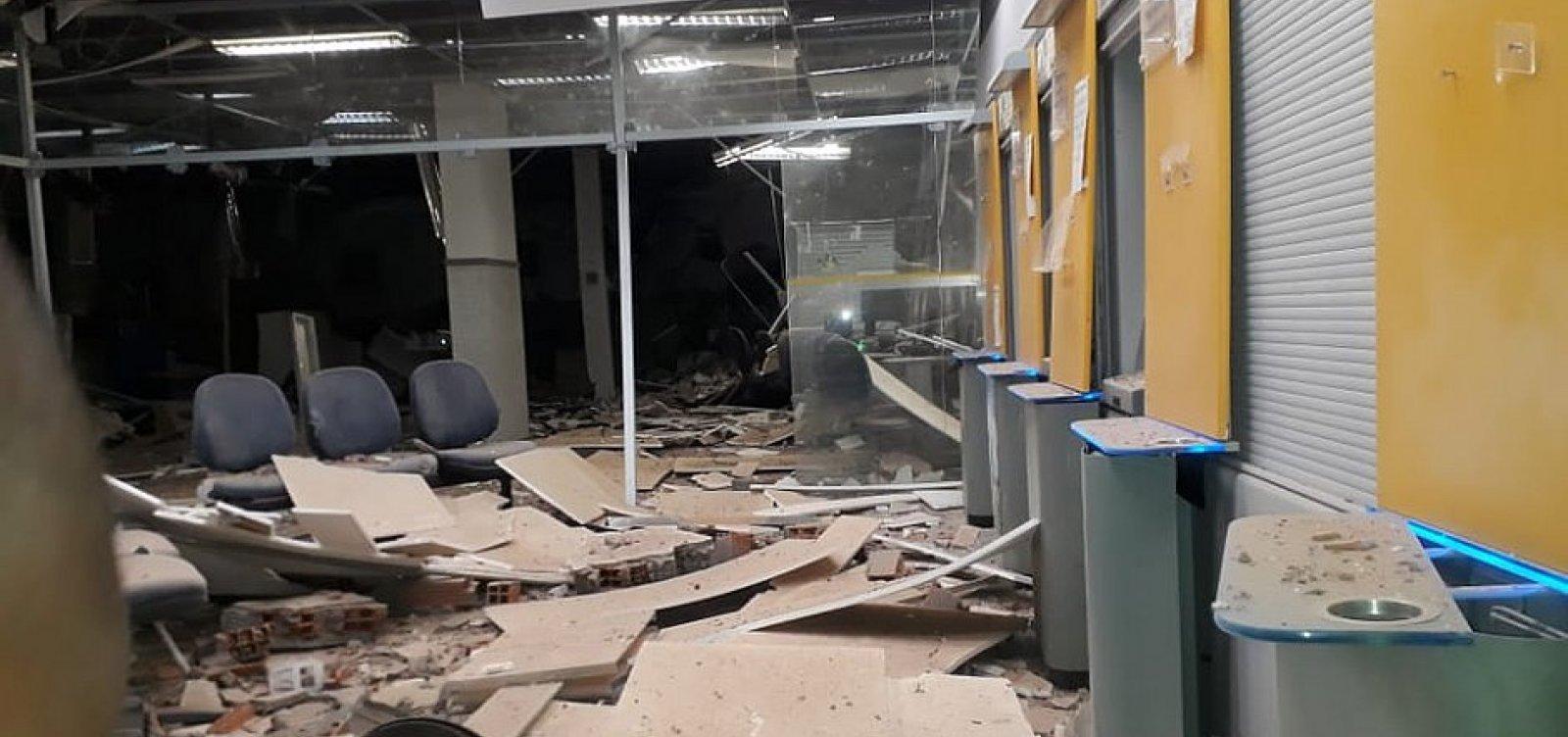 Bahia já tem 30 ataques a bancos em 2021