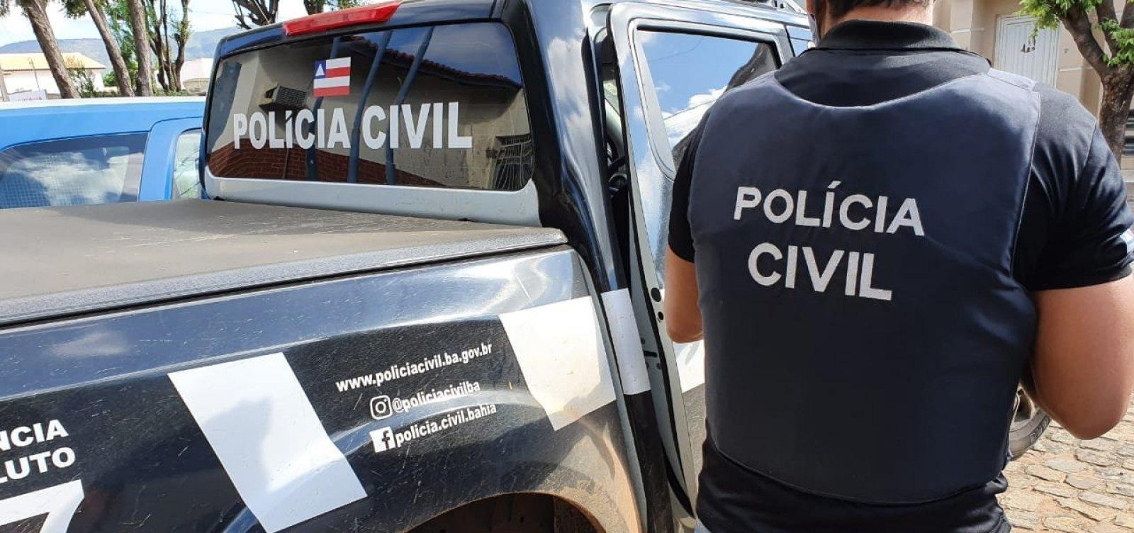 Homem procurado pela polícia é preso ao dar entrada em hospital de Salvador