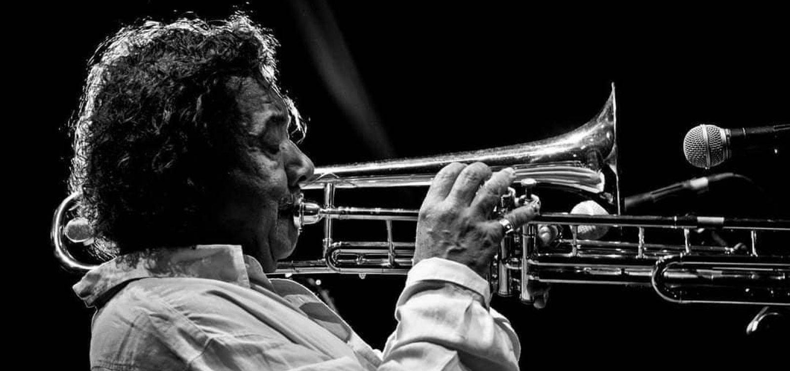 Um dos maiores trombonistas do mundo, Raul de Souza morre aos 86 anos