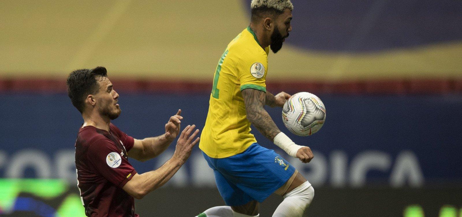 Com Neymar de olho na vice-artilharia isolada, Brasil reedita decisão com o Peru