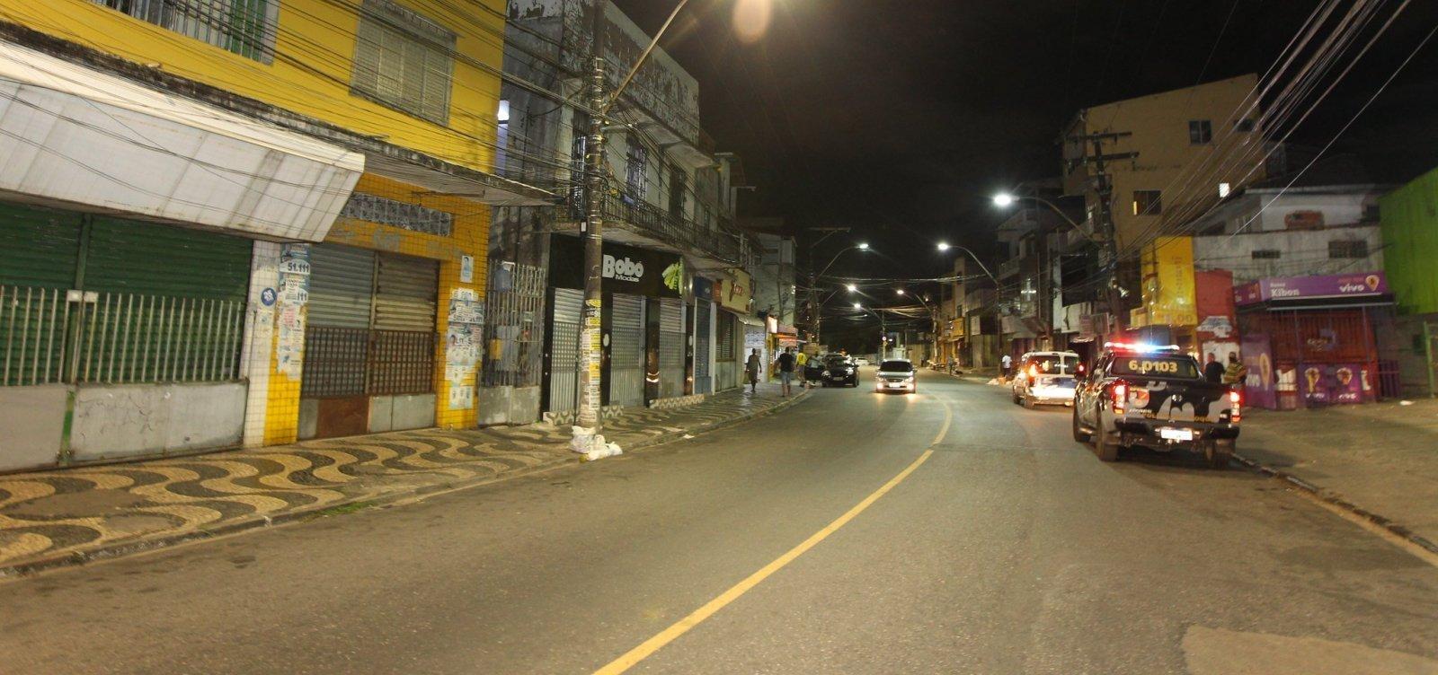 Governo prorroga medidas restritivas para regiões oeste e nordeste da Bahia até 29 de junho