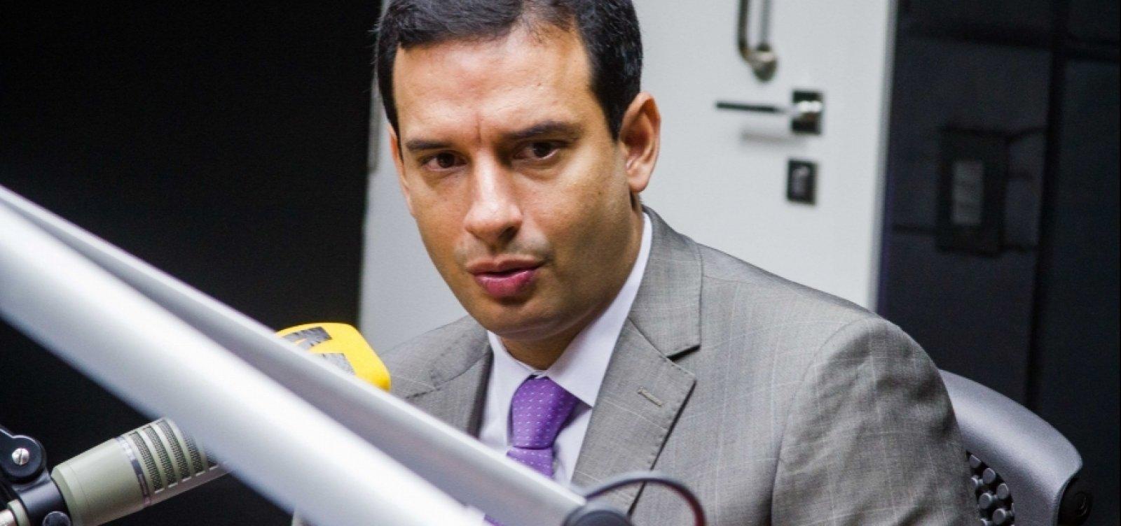 Secretário da Saúde de Salvador questiona critérios do MS para distribuição de vacinas entre as capitais