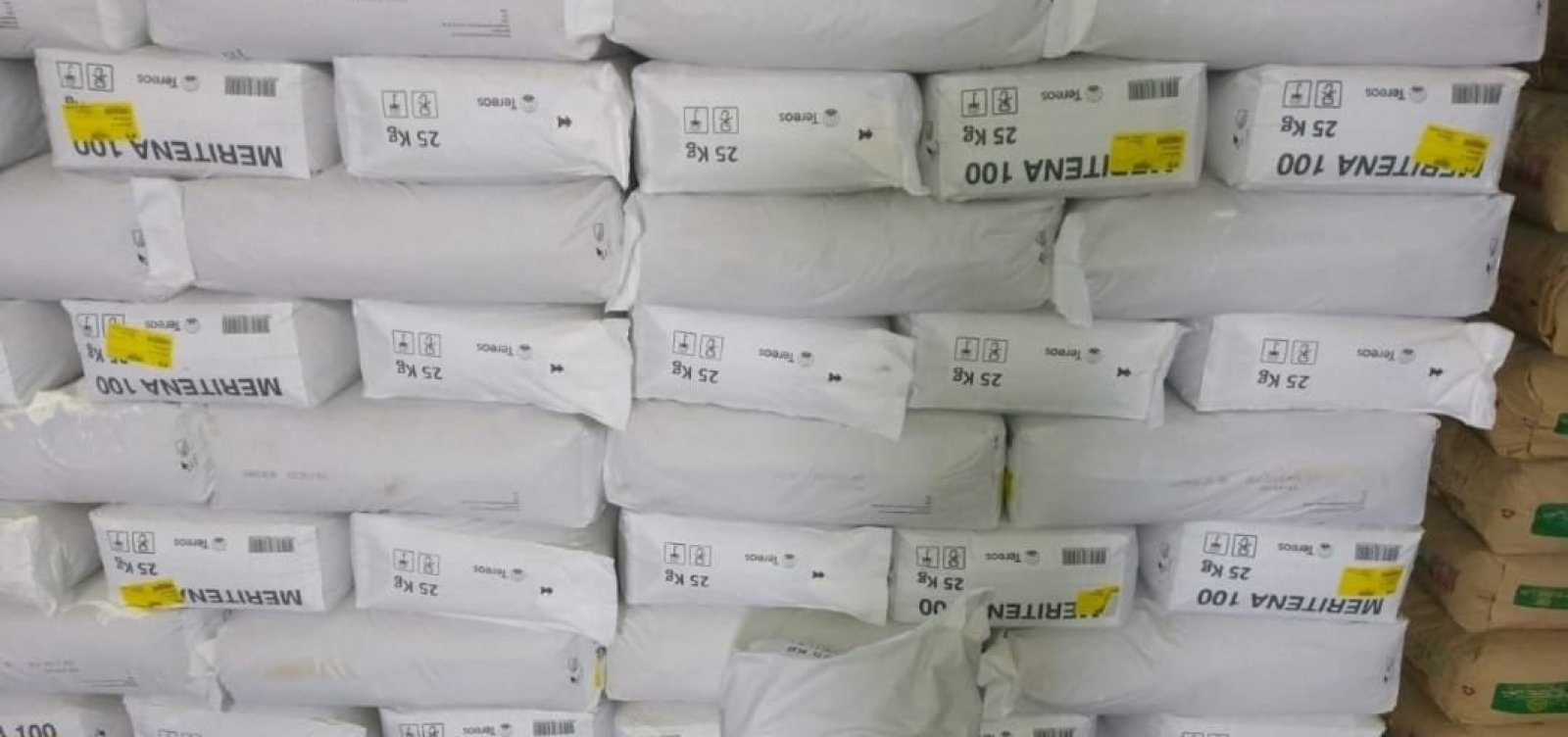 Carga de amido de milho roubada em Sergipe é recuperada na Bahia