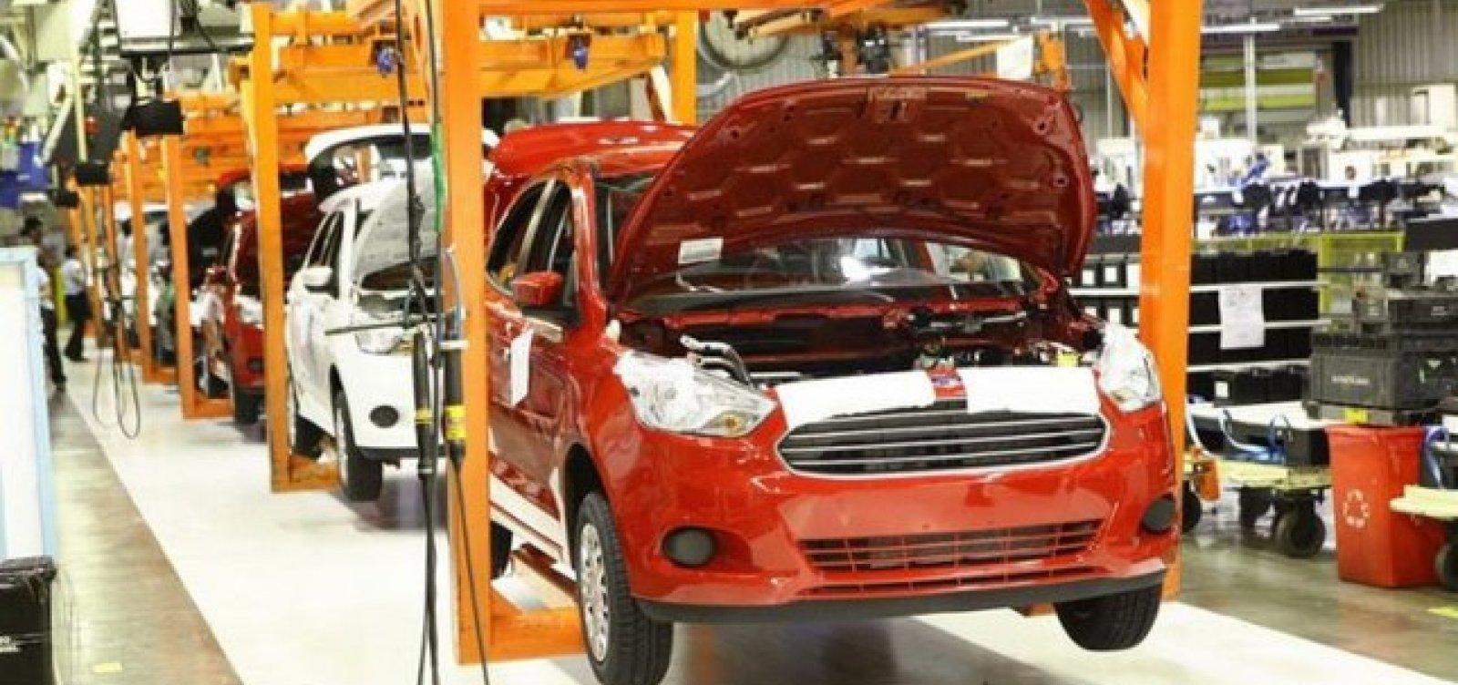 Ford faz acordo e deve indenizar governo da Bahia em R$ 2,5 bilhões