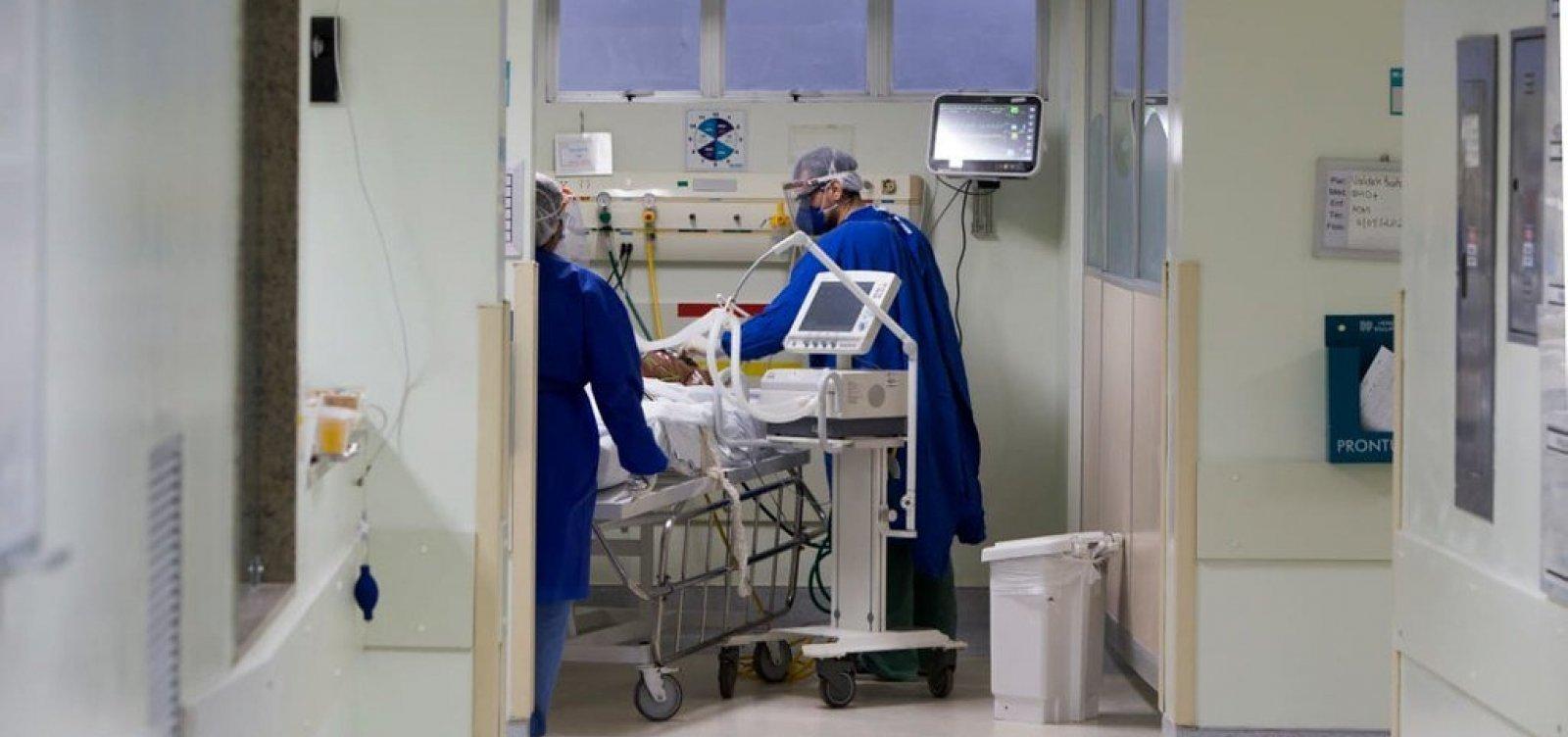 Salvador registra 906 novos casos de Covid e 27 mortes pela doença em 24 horas