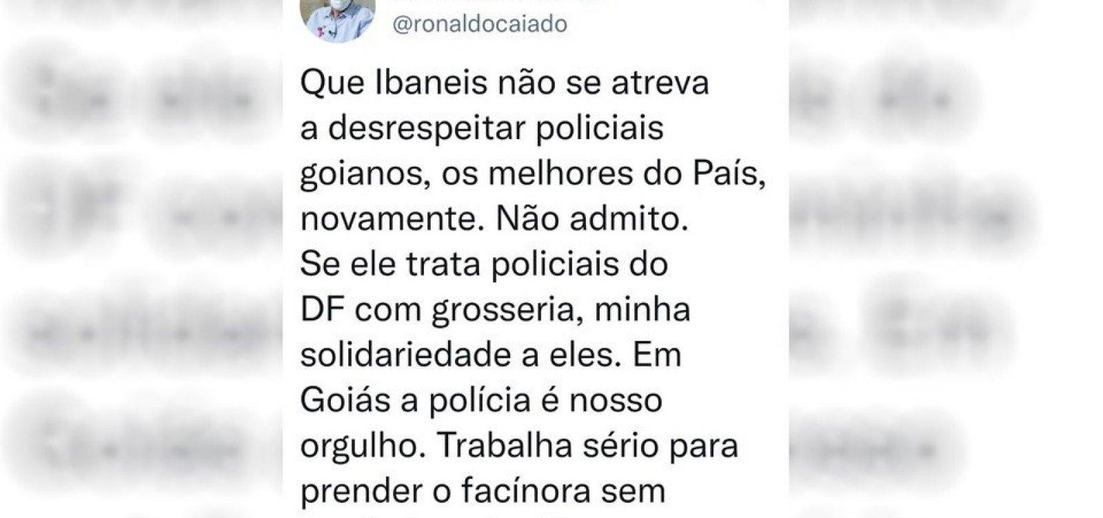 """Fuga prolongada de """"maníaco"""" gera crítica e defesa aos policiais por parte de governadores"""