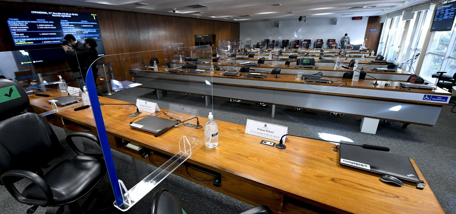 CPI da Covid ouve auditor do TCU que teria produzido relatório falso sobre Covid