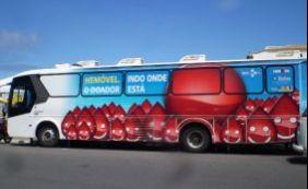 Hemoba faz apelo por mais doações de sangue durante o verão