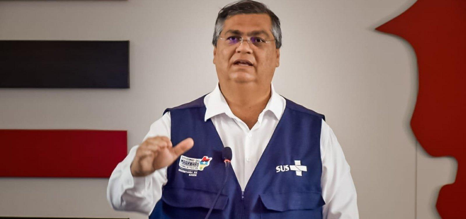 Flávio Dino, governador do MA, anuncia saída do PCdoB