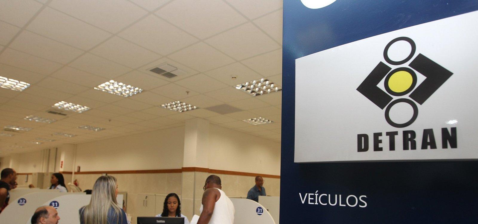 Detran-BA anuncia uso de PIX para pagamentos de taxas e outros serviços