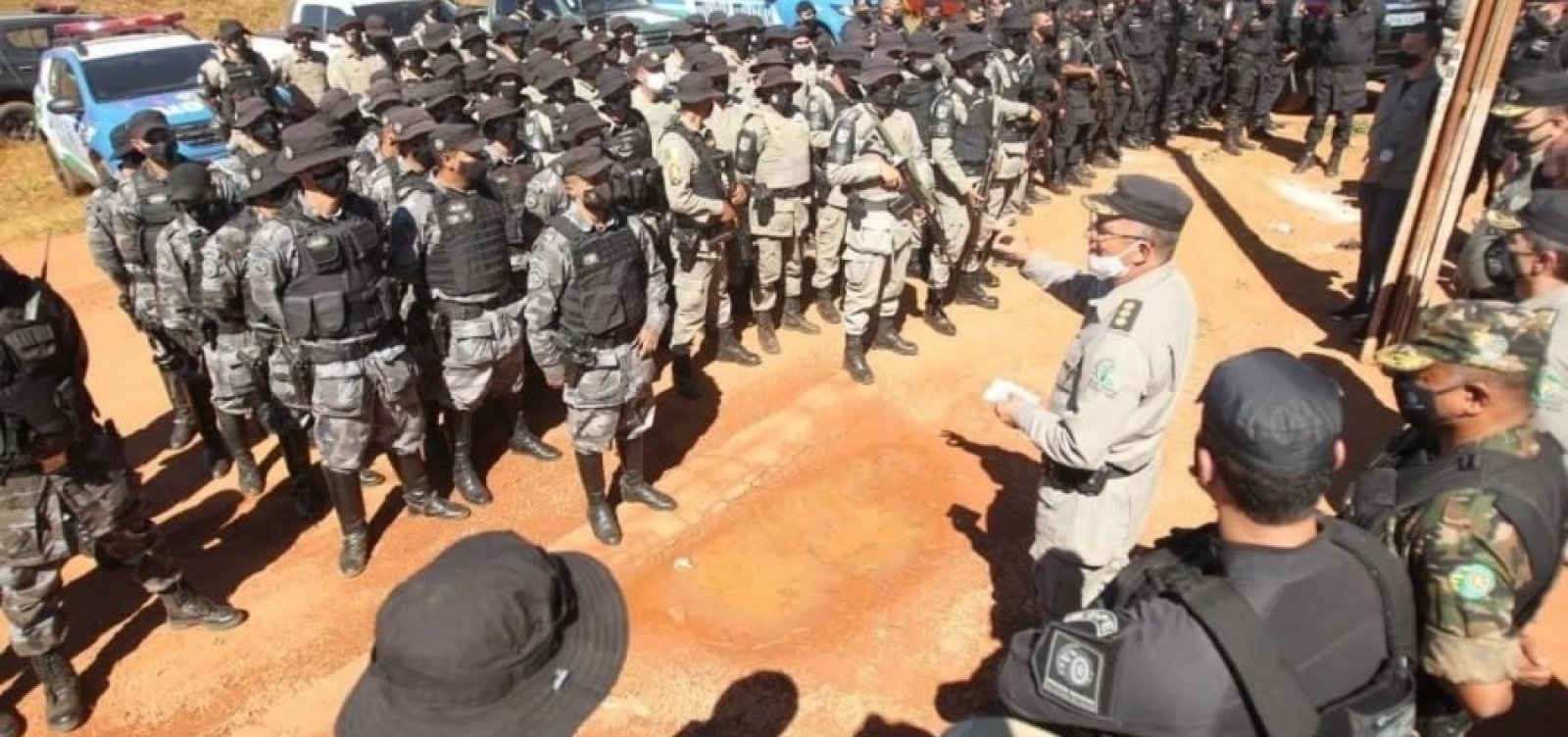 Força Nacional de Segurança vai integrar força-tarefa para prender Lázaro Barbosa