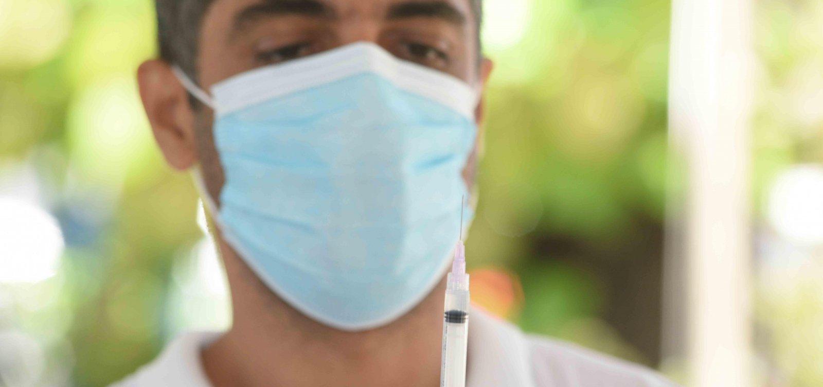 Categorias protestam contra decisão da CIB que exclui grupos prioritários da vacinação