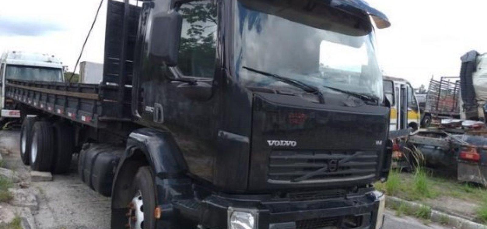 Em leilão de veículos, Polícia Civil  arrecada quase R$ 1 milhão