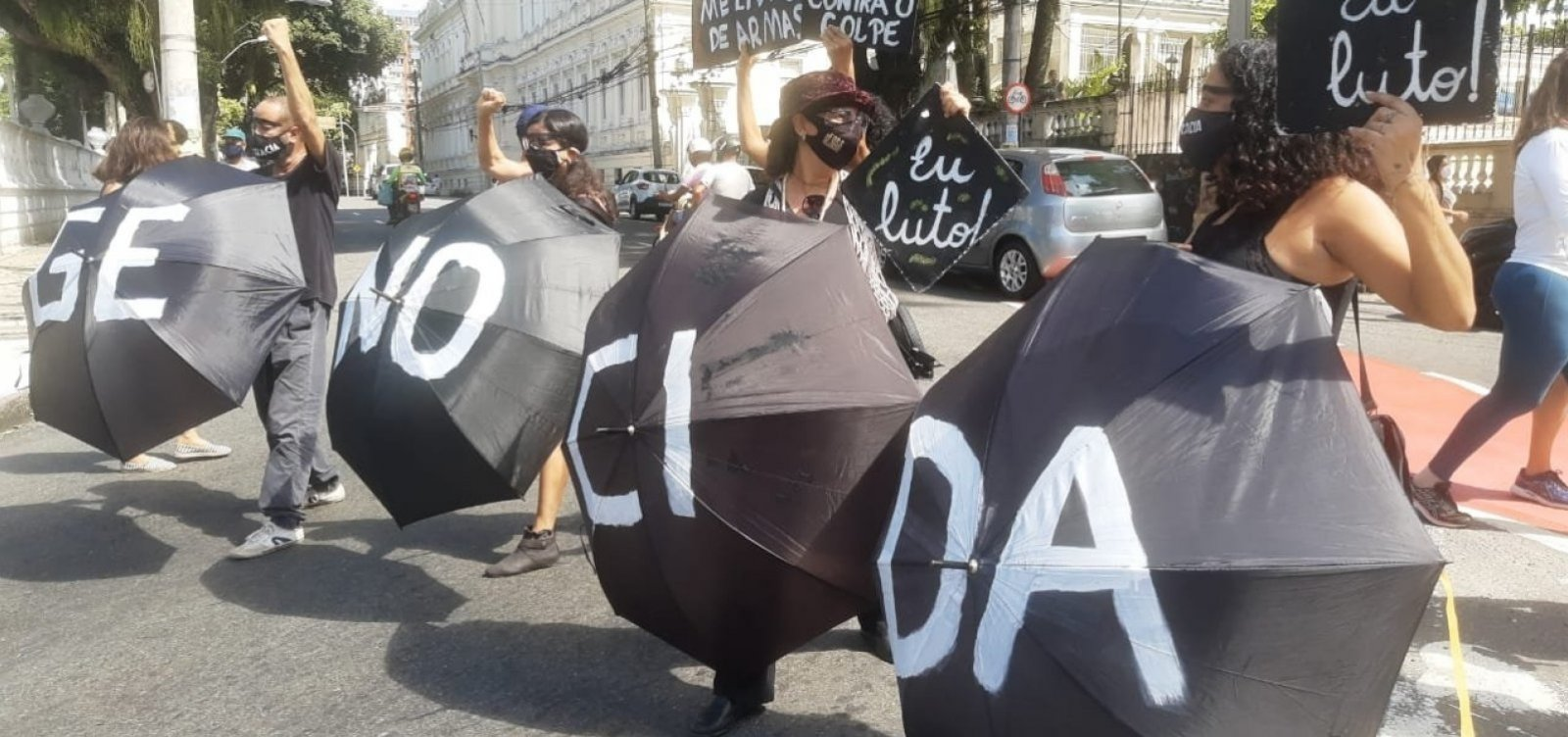 Bolsonaro precisa ser responsabilizado, diz líder de manifestações que pedem  impeachment do presidente