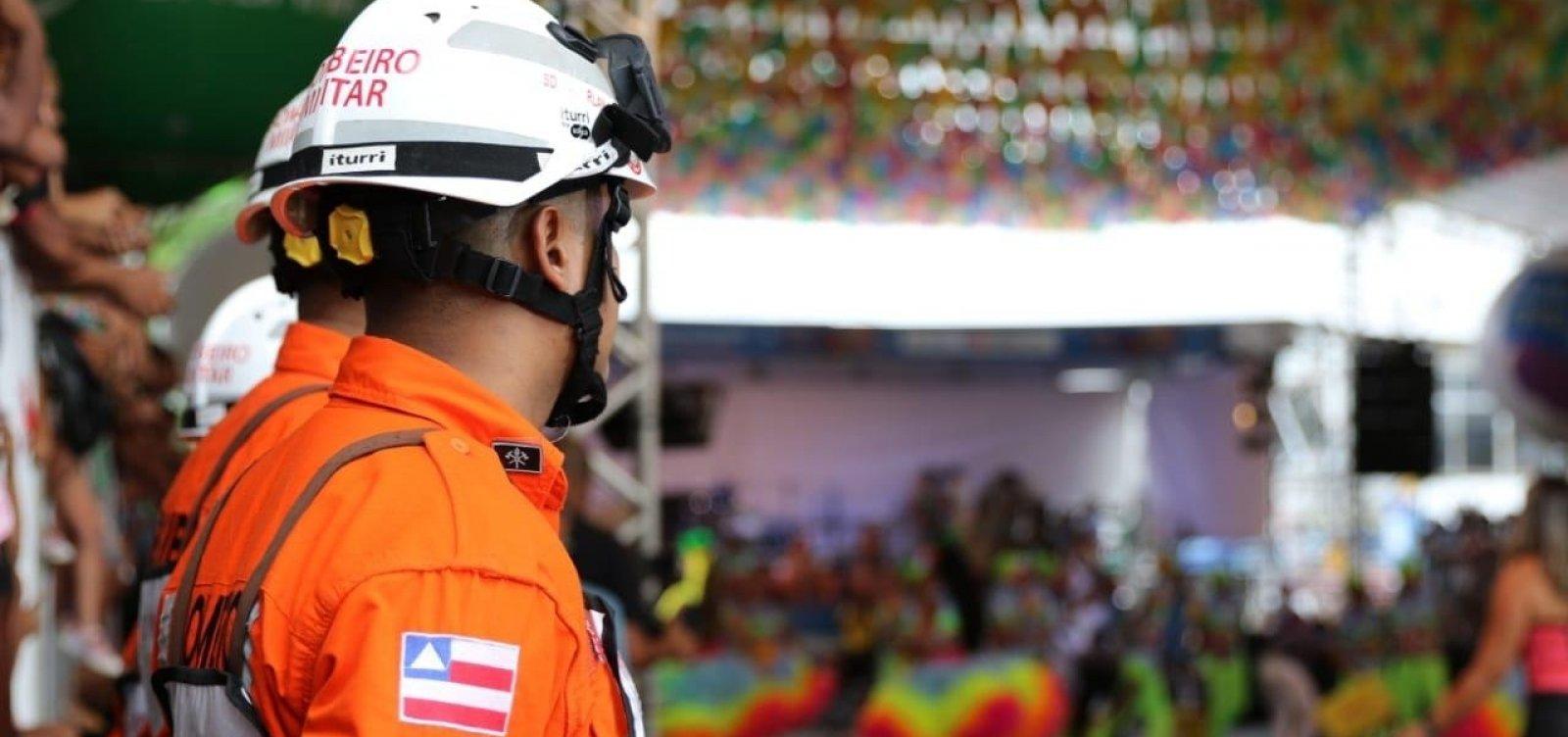 Corpo de Bombeiros fará live junina com dicas de prevenção a acidentesdurante o São João
