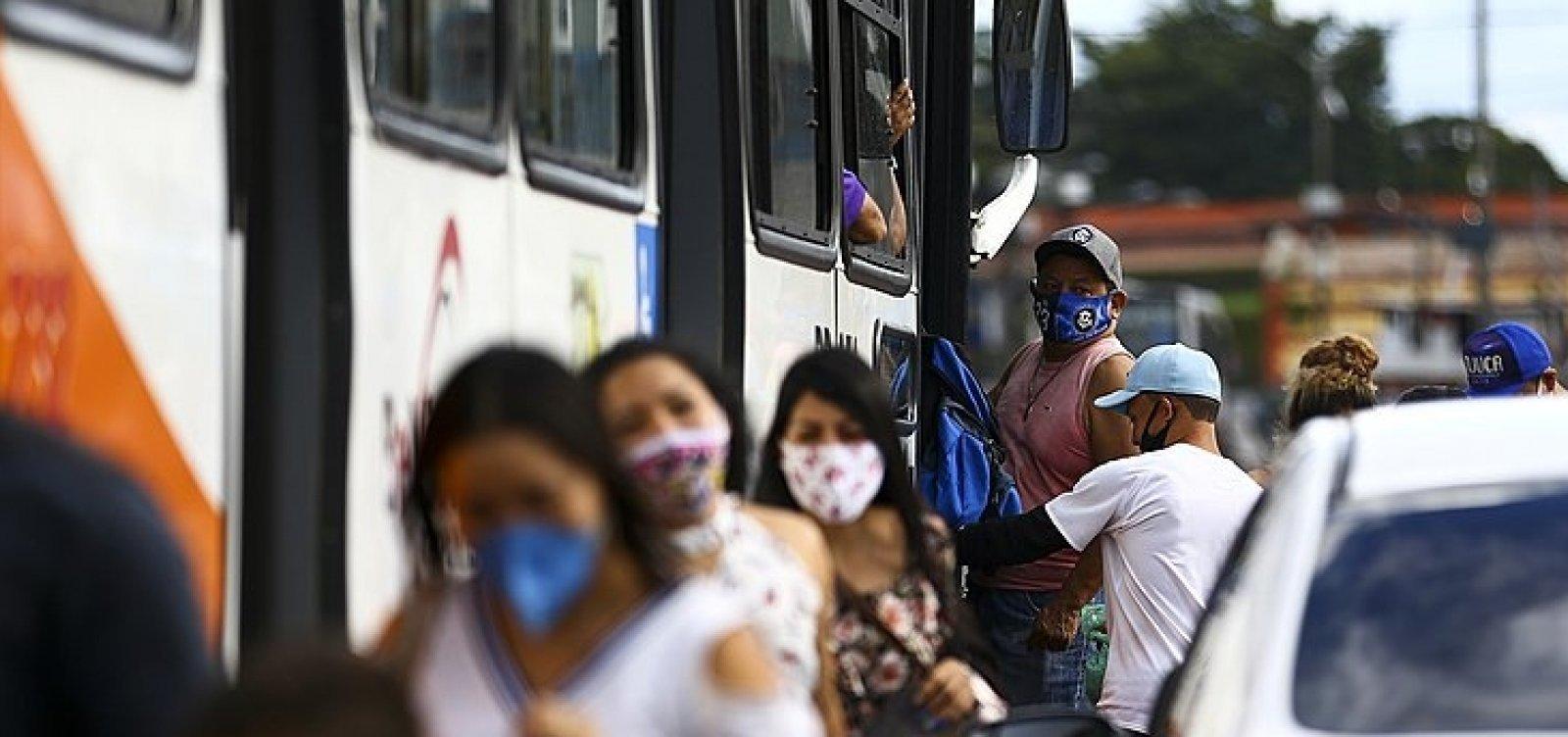 Brasil chega à marca de 500 mil mortes por Covid-19