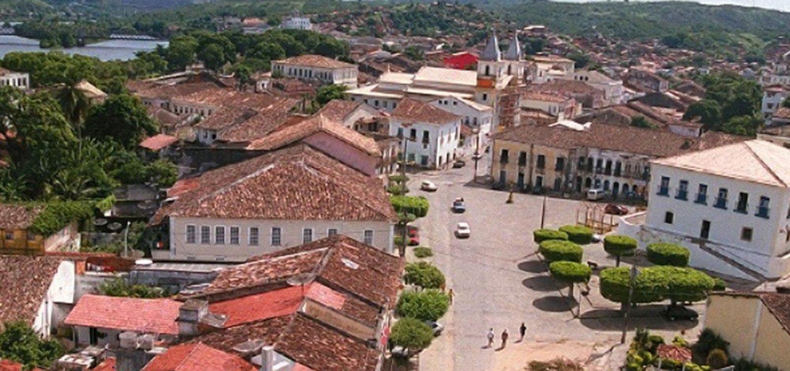 Para evitar aglomerações, prefeitura de Cachoeira proíbe entrada de não-residentes