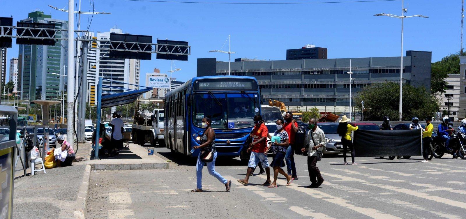 Rodoviários fazem manifestação nesta terça-feira e cidade vai amanhecer sem ônibus