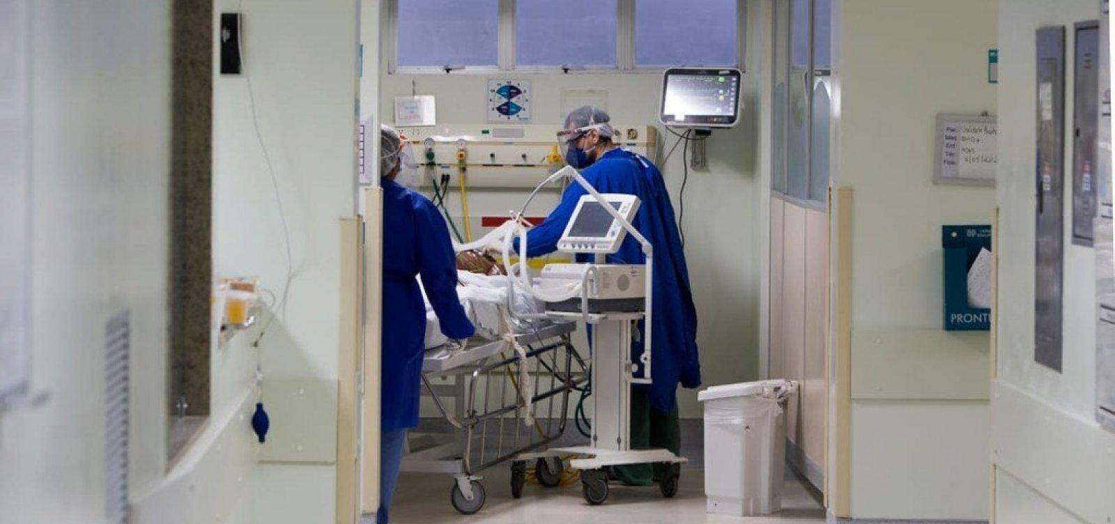 Em 24 horas, Bahia registra 2.160 casos de Covid-19 e 77 mortes pela doença