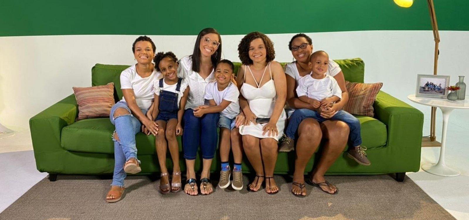 Perfil de adoção no Brasil é de menina, branca de até 2 anos; Bahia tem fila de 150 crianças e adolescentes aguardando um lar