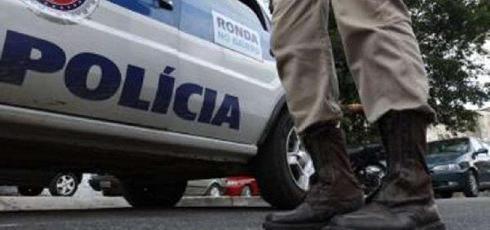 Policial militar é baleado ao sofrer tentativa de assalto no Subúrbio de Salvador