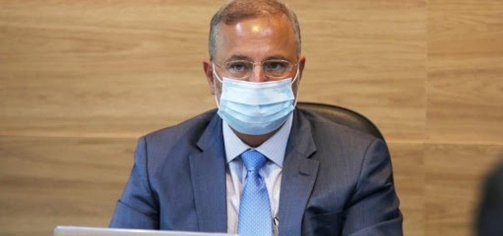 Vacinação da população adulta na Bahia pode ser concluída apenas em 2022, diz Vilas-Boas