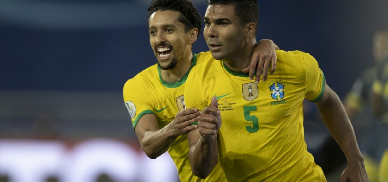 Jogo polêmico da Seleção garante primeiro lugar no grupo e 100%  de aproveitamento