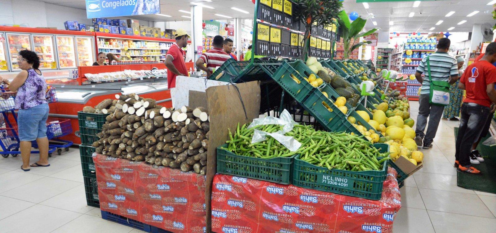 Sindicato quer que supermercados indenizem trabalhadores infectados com Covid-19