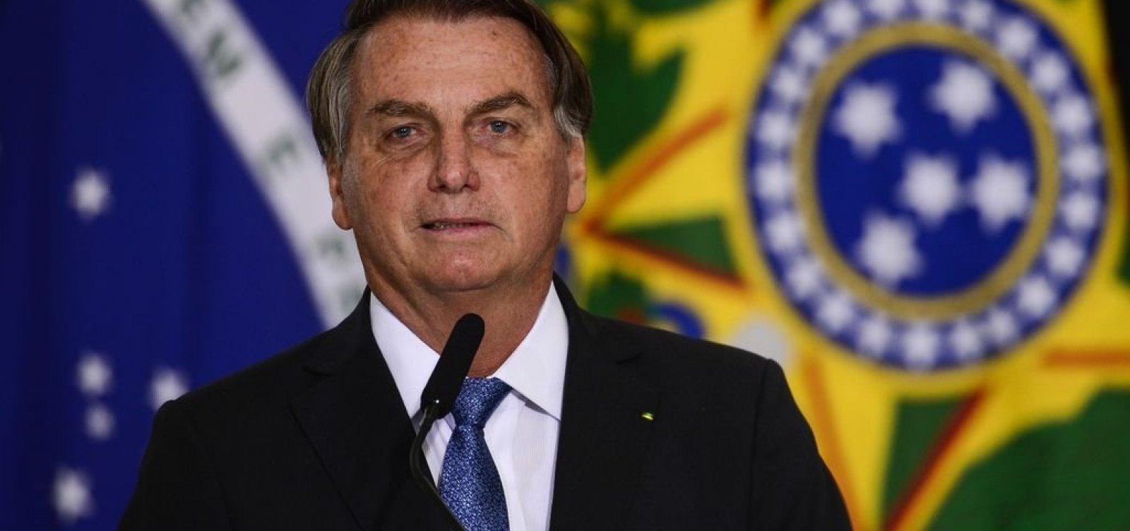 Presidente ignora caso Covaxin e mantém discurso de que não há corrupção em seu governo
