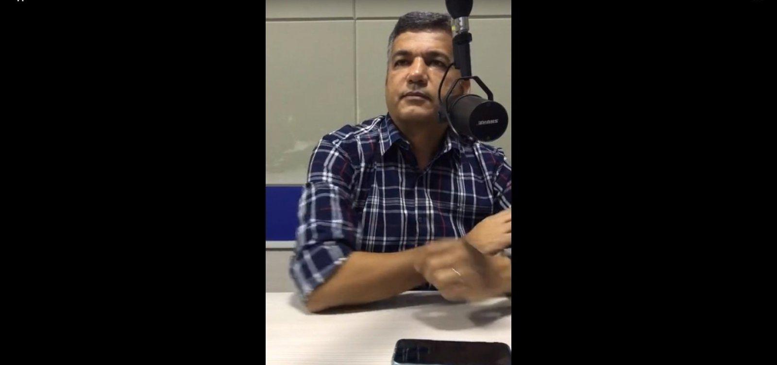 Prefeito diz que se referiu a adversário político ao falar de latidos e não à população