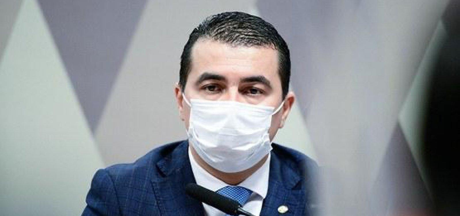 CPI da Covid: Miranda aponta Ricardo Barros como mentor de pressões no Ministério da Saúde