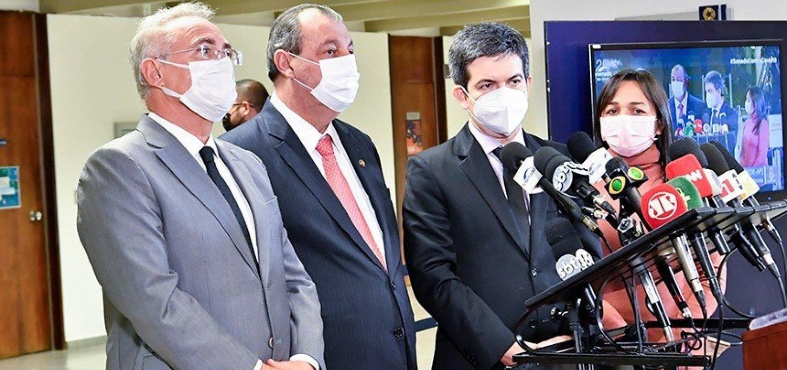 CPI pode comunicar ao STF crime de prevaricação por parte de Bolsonaro