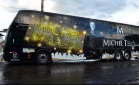 Três pessoas morrem após acidente com ônibus do cantor Michel Teló