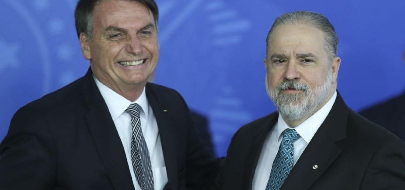 PGR não vai denunciar Bolsonaro por caso Covaxin, crava site de investidores