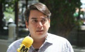 """""""É uma grande perda para a Bahia"""", diz Pedro Tavares sobre Afrísio Vieira Lima"""