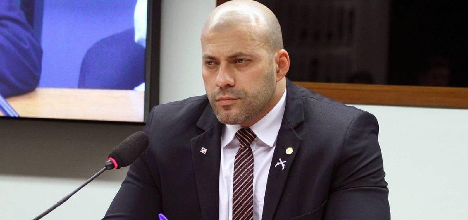 Conselho de Ética da Câmara aprova suspensão do mandato de Daniel Silveira por seis meses