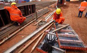 Metrô: estação do Detran deve ser entregue até junho; linha está 25% concluída