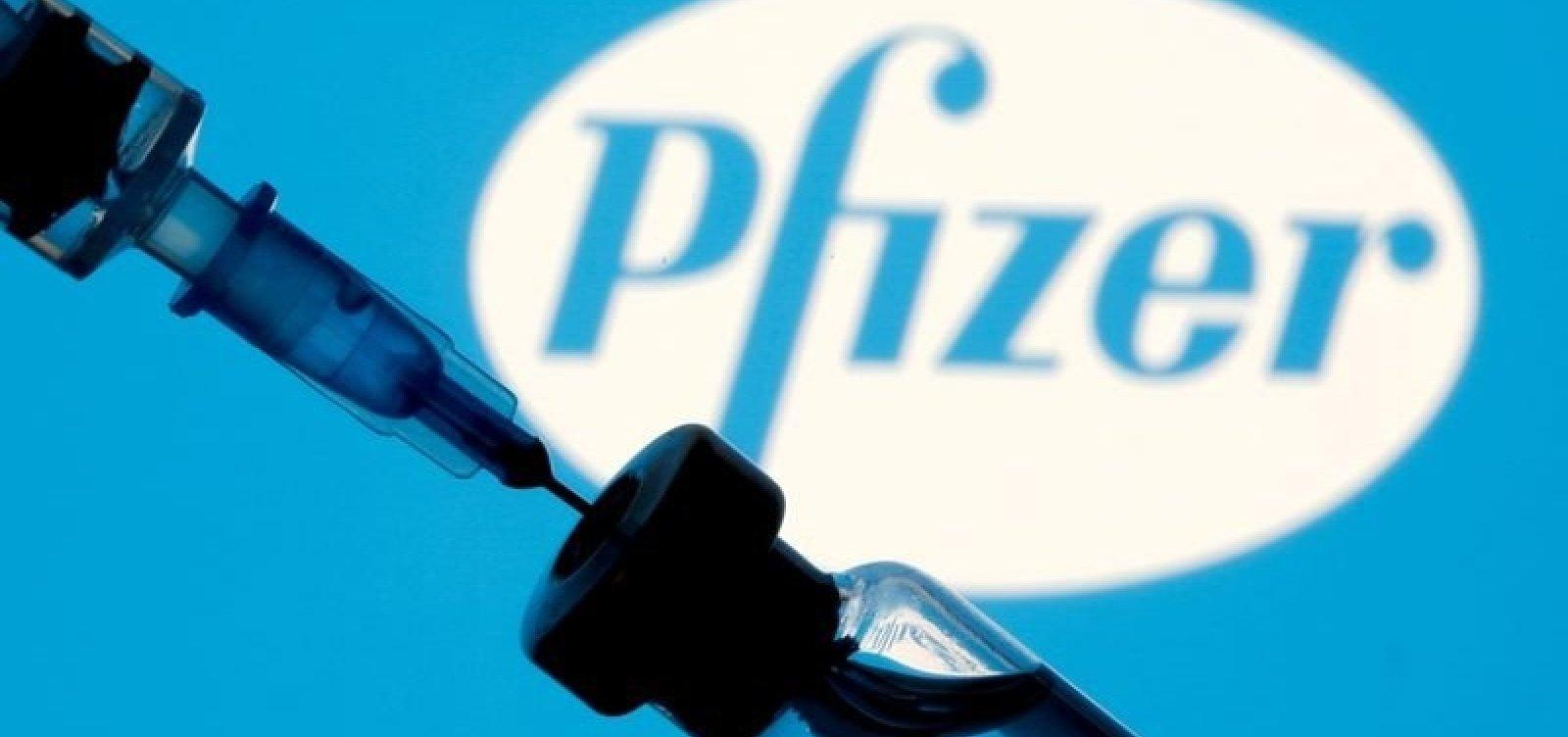 Bahia vai receber mais de 111 mil doses da Pfizer nesta quinta-feira