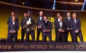 Brasil tem quatro jogadores na seleção do mundo da temporada 2015