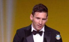 Lionel Messi é escolhido pela quinta vez melhor jogador do mundo