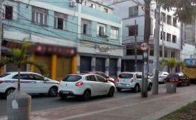 Lojas fecham após protesto contra crime na Baixa dos Sapateiros