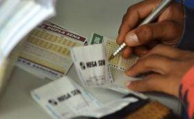 Sorteio da Mega-Sena pode pagar R$ 12 milhões nesta terça-feira